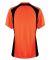 Badger Sportswear 6171 B-Core Women's Agility Jers Safety Orange/ Black