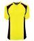 Badger Sportswear 6171 B-Core Women's Agility Jers Safety Yellow/ Black