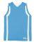 Badger Sportswear 8551 B-Core B-Slam Reversible Ta Columbia Blue/ White