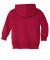 Port & Company CAR78TZH  Toddler Core Fleece Full- Red