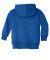 Port & Company CAR78TZH  Toddler Core Fleece Full- Royal