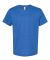 AA1070 Alternative Apparel Basic T-shirt HEATHER ROYAL