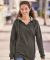 Independent Trading Co. PRM2500 Women's Lightweight California Wavewash Hooded Pullover Sweatshirt Catalog