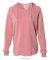 Independent Trading Co. PRM2500 Women's Lightweigh Dusty Rose