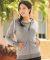 J America 8656 Cozy Fleece Women's Full-Zip Hooded Sweatshirt Catalog