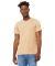 BELLA+CANVAS 3413 Unisex Howard Tri-blend T-shirt SAND DUNE TRBLND