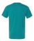 BELLA+CANVAS 3413 Unisex Howard Tri-blend T-shirt TEAL TRIBLEND