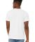 Bella + Canvas 3301 Unisex Sueded Tee SOLID WHT BLEND