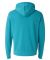Independent Trading Co. - Hooded Pullover Sweatshi Turquoise Heather