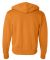Independent Trading Co. - Unisex Full-Zip Hooded S Tangerine