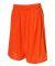 Russel Athletic 659AFM Dri-Power® Tricot Mesh Sho Burnt Orange