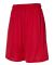 Russel Athletic 659AFM Dri-Power® Tricot Mesh Sho True Red