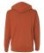 Independent Trading Co.PRM90HTZ Unisex French Terr Burnt Orange Heather