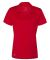Adidas Golf Clothing A323 Women's Cotton Blend Spo Power Red