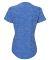 Adidas Golf Clothing A373 Women's Tech Tee Collegiate Royal Heather