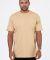 Cotton Heritage MC1086 Men's Heavy Weight T-Shir Vintage Gold