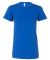 BELLA 6004 Womens Favorite T-Shirt TRUE ROYAL