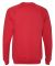 BELLA+CANVAS 3901 Unisex Sponge Fleece Sweatshirt RED