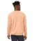 BELLA+CANVAS 3901 Unisex Sponge Fleece Sweatshirt PEACH
