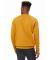 BELLA+CANVAS 3901 Unisex Sponge Fleece Sweatshirt HEATHER MUSTARD