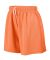 960 Ladies Wicking Mesh Short  ORANGE