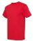1301 Alstyle Adult Cotton Tee Red
