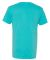Next Level 3200 Fitted Short Sleeve V TAHITI BLUE