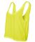 BELLA 8880 Womens Cropped Tank Crop Top NEON YELLOW