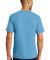 5250 Hanes Authentic Tagless T-shirt Aquatic Blue