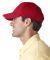 8101 UltraClub® Classic Cut Chino Cotton Twill Co RED