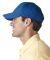 8101 UltraClub® Classic Cut Chino Cotton Twill Co ROYAL