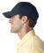 8101 UltraClub® Classic Cut Chino Cotton Twill Co NAVY
