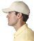 8101 UltraClub® Classic Cut Chino Cotton Twill Co STONE