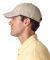 UltraClub 8116 Heavy Brushed Twill Dad Hat KHAKI
