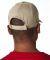 8121 UltraClub® Adult Classic Cut Cotton Twill Ca KHAKI