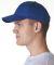 8121 UltraClub® Adult Classic Cut Cotton Twill Ca ROYAL