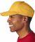 8121 UltraClub® Adult Classic Cut Cotton Twill Ca GOLD