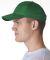 8121 UltraClub® Adult Classic Cut Cotton Twill Ca KELLY