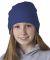 8131 UltraClub® Acrylic Knit Beanie ROYAL