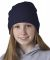 8131 UltraClub® Acrylic Knit Beanie NAVY