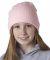 8131 UltraClub® Acrylic Knit Beanie PINK