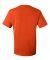 29 Jerzees Adult 50/50 Blend T-Shirt Burnt Orange