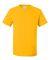 29 Jerzees Adult 50/50 Blend T-Shirt Island Yellow