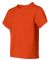 29B Jerzees Youth Heavyweight 50/50 Blend T-Shirt Burnt Orange