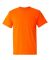 29MP Jerzees Adult Heavyweight 50/50 Blend T-Shirt Safety Orange