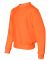 562B Jerzees Youth NuBlend® Crewneck 50/50 Sweats Safety Orange