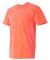1717 Comfort Colors - Garment Dyed Heavyweight T-S NEON RED ORANGE
