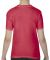 9018 Comfort Colors - Pigment-Dyed Ringspun Youth  PAPRIKA