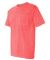6030 Comfort Colors - Pigment-Dyed Short Sleeve Sh NEON RED ORANGE