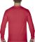 6014 Comfort Colors - 6.1 Ounce Ringspun Cotton Lo RED